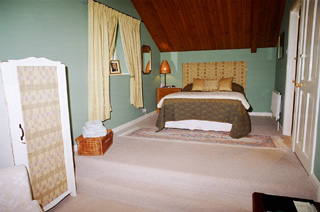 Westfield Bed and Breakfast - Green Room - Bed and Breakfast Northumberland
